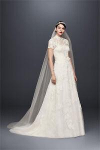 Oleg Cassini Wedding Gown  CWG 790