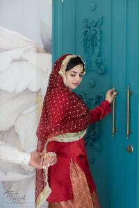 Pakistani Muslim Wedding Photographers - Booking 2018/2019