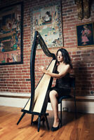 HARPIST/ SINGER for your Special Event (Wedding/Party/Corporate)