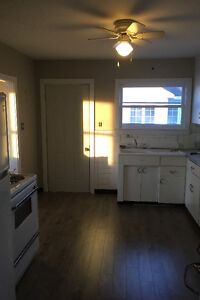 Spacious 2 bedroom in quiet two unit building with backyard.