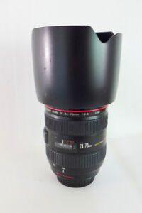 Canon Zoom Wide Angle EF 24-70mm f2.8