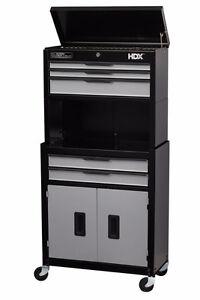 BNIB 5 Dr Tool Chest Cabinet Combo wRiser - $80