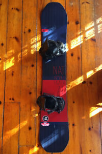 Snow board à vendre: Rome/National 162cm