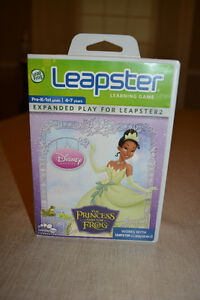 3 Leapster games for $20 Kingston Kingston Area image 2