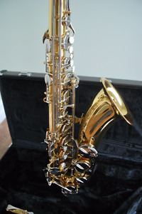 REDUCED!!! - YAMAHA TENOR SAXOPHONE - DELIVERED!!