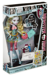 Monster High Doll Picture Day Lagoona Blue New