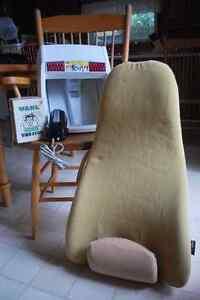footbath, massager, backrest....all for $20.00
