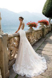 One of a Kind Wedding Gown