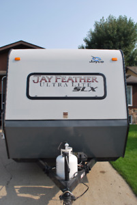 Jay Feather Ultralite 18ft Trailer