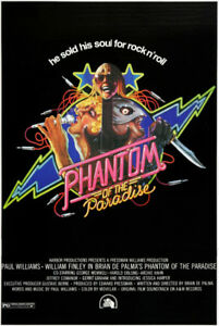 """Wanted: Sheet Music for """"Phantom of the Paradise"""""""
