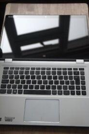 Lenovo Yoga 3 14 i5 8gb 500gb touchscreen flip laptop