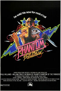 """Wanted: Sheet Music for """"Phantom of the Paradise"""" Movie"""