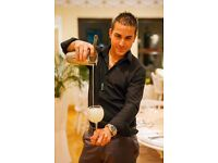 EXPERENCIED HEAD WAITER