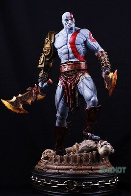 God Of War   Kratos Playstation Resin Collection Figure 1 5 Statue