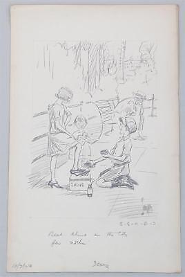 HARRY C TEMPLE American Illustrator