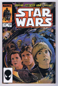 Star Wars #100 (MARVEL 1985)in NM. CONDITION VERY RARE.