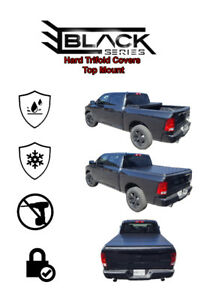 DODGE RAM PICKUP: Hard Trifold Covers   Solid Fold Covers
