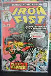"Iron Fist 2 ""NM/Mint"""