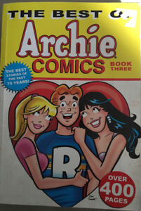 THE BEST OF ARCHIE COMICS USED