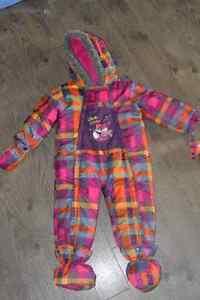 Manteau d'hiver pour fille 24 mois