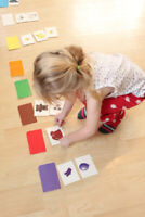 Montessori Daycare space available for 3+ years old