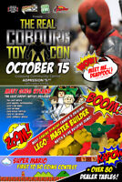 The REAL Cobourg ToyCon Returns!