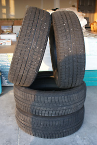 Michelin X-Ice Winter Tires (x4)