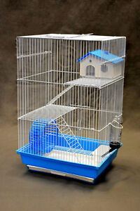 BRAND NEW Hamster Dwarf Hamster Gerbil Cages with Accessory