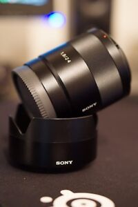 Sony 24mm f1.8z lens for sale