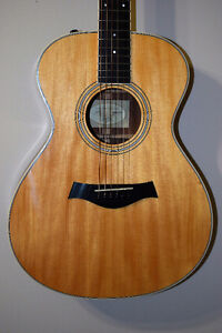 USA-Made Taylor GC3 Acoustic Electric with a Taylor Hard Case
