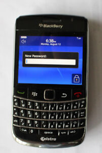 Blackberry Bold 9700 with case + charger    $20