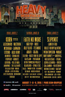 3-day General Admission Heavy Montreal