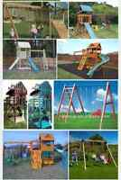 Looking for a swing set please