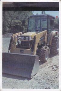 tracteur Challenger 2007