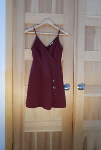 Red (wine) Urban Outfitters Dress