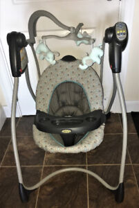 Graco Baby Swing SOLD PPU