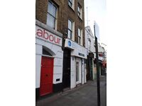 COUNCIL TAX INCLUDED! Newly refurbished 2/3 bedroom maisonette with patio garden-Bethnal Green