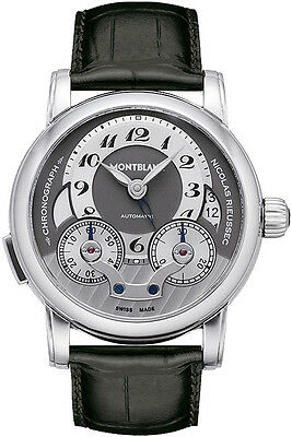 102337 | MONTBLANC NICOLAS RIEUSSEC | BRAND NEW AUTHENTIC CHRONOGRAPH MENS WATCH