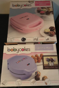 Kids Baking Appliances - Babycakes