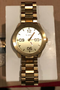 Nixon The Corporal SS Wrist Watch Gold A346 502
