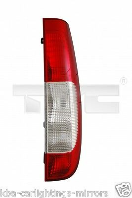 Mercedes Benz Vito W639 Van 2003-2010 Rear Back Tail Light Lamp Drivers Side O/S