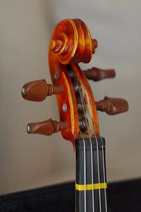 1/8 hand made solid wood violin. Stratford Kitchener Area image 5