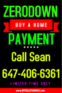 ** BUY HOME WITH ZERO DOWNPAYMENT **