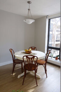 Lease transfer of 2 bedroom spacious apartment in Nuns Island
