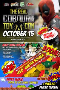 The REAL Cobourg ToyCon Returns!