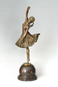 Bronze « danseuse »