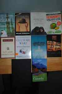 Books and magzines for sale