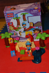Mega bloks Dora's Pirate Adventure (3 years old and up)
