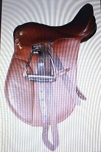 all purpose english saddle for sale or trade Regina Regina Area image 1