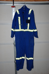 FR Coveralls (44T,46) and FR Winter Jacket (L)